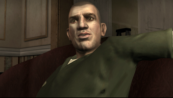 Patrick McReary GTA IV (canapé)