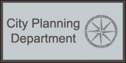 City Planning Department (logo)