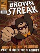 The Brown Streak Returns (V)