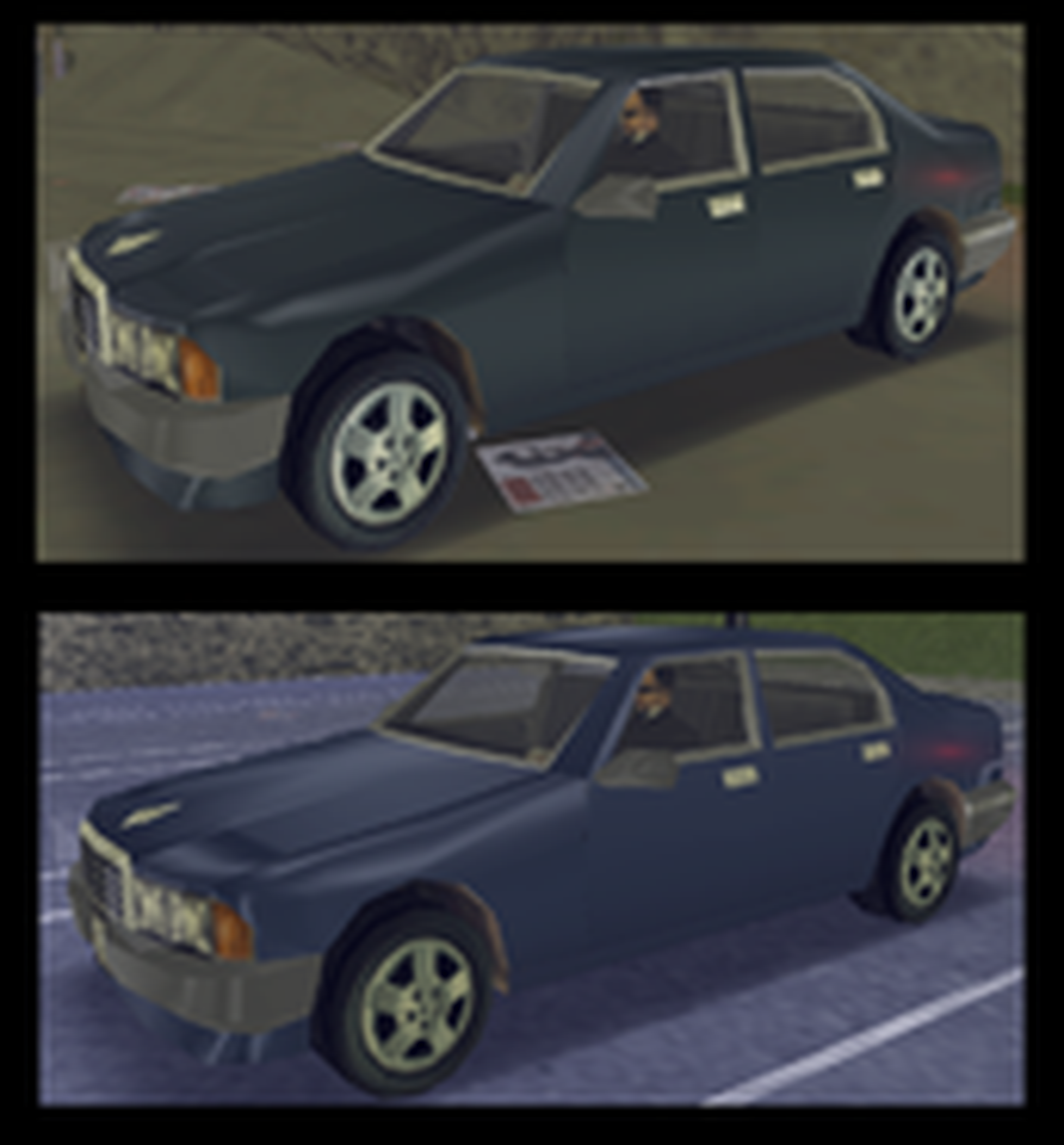 Форелли кар 2001