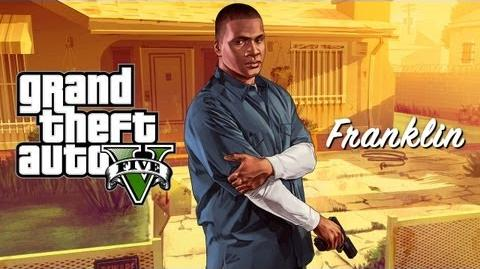 Grand Theft Auto V Franklin