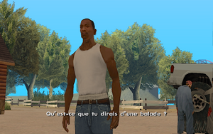 Monster (mission) GTA San Andreas (consigne)