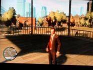 Niko az Outlook Parkban