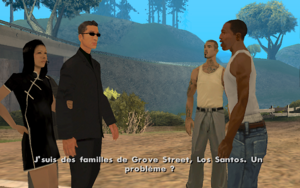 Wu Zi Mu (mission) GTA San Andreas (origine)
