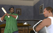Big Smoke (mission) GTA San Andreas (rencontre)