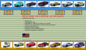 CapitalAutos (Website)