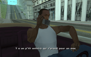 Jizzy (mission) GTA San Andreas (cible 2)