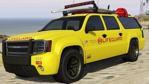 Lifeguard GTA V