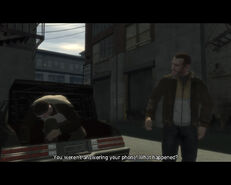 Roman's Sorrow (GTA4) (meeting Roman)