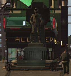 Pomnik w Star Junction (IV)
