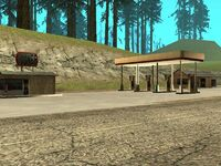 "Stacja ""Xoomer"" w Whetstone (SA)"