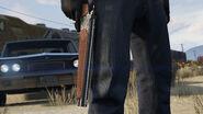 Chino avec pistolet marksman GTA Online