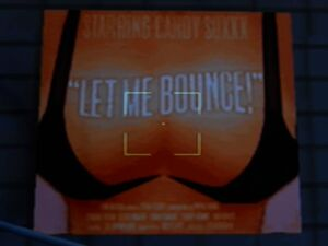 Let Me Bounce Poster