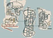 GTALCS map