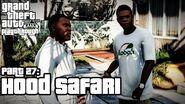 Grand Theft Auto V (PS3) - Safari na Quebrada - Legendado em Português