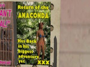 Return of the Anaconda