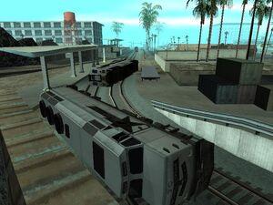 Brown Streak deraille