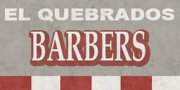 El-Quebrados-Barbers-logo