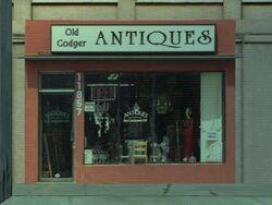 Old Godger ANTIQUES (SA)