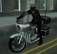 San Andreas Police Department (SA)