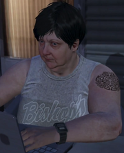 Maude Escles (GTA V)