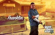 Artwork-Franklin-GTA V