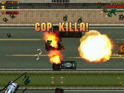 Cop Killa! (GTA2)