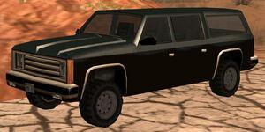 FBI Rancher GTA San Andreas (vue avant)