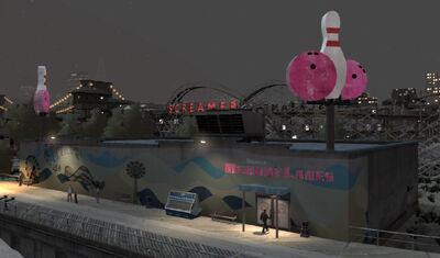 Memory Lanes (exterior) (GTA4)