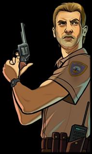 VCPD policier