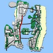 Bayshoreave map