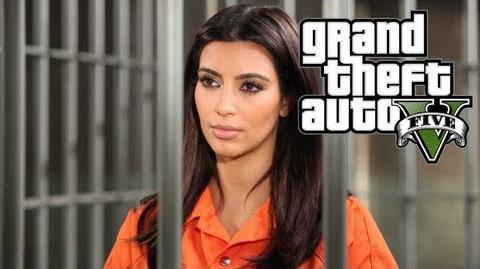 GTA 5 - Prison System, Going to Prison & Prison Break! (GTA V)