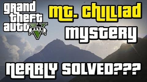 GTA 5 Easter Egg Mount Chiliad Mystery Nearly Solved?