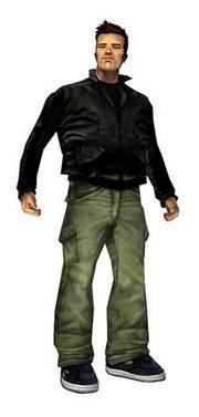 GTA III - Claude (2001)