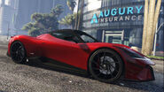 Grotti Furia Image officielle GTA Online