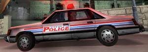 GTAVC PoliceCar Beta