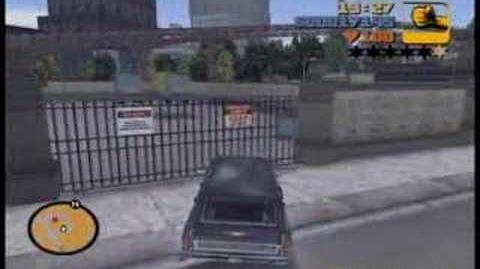 Grand Theft Auto 3 (PC) Mission 07 — The Crook