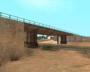 8. Мост над дорогой. Таверна Лил Проб