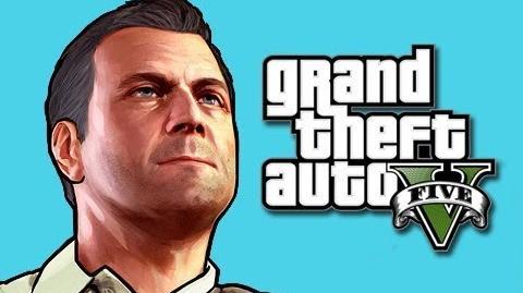 Grand Theft Auto 5 -- Michael Trailer