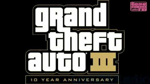 Grand Theft Auto III - Game Radio FM - (No Commercials)