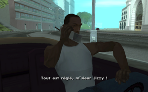 Jizzy (mission) GTA San Andreas (fin)
