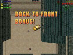 Back-To-Front Bonus! (GTA2)