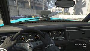 Blade GTAVe Interior