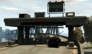 Dukes Bay Bridge (péage) GTA IV