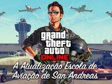 GTA Online: Escola de Aviação de San Andreas