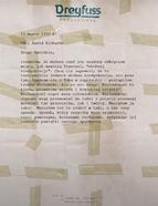 Fragmenty listu (V - 2)