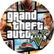 GTA V Button