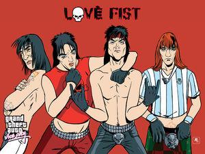 Love Fist (VC - art)