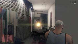 Rail Gun GTAVe Fire
