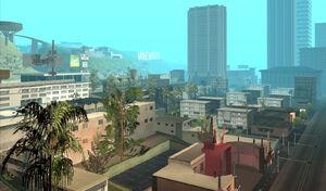 Панорама на Темпл